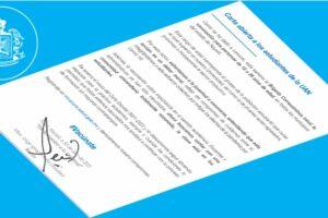 Llama rector a estudiantes de la UAN a aplicarse la vacuna contra Covid-19