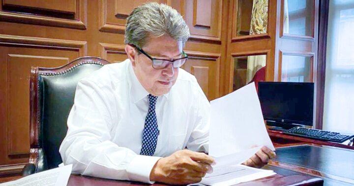 Propone Monreal destitución de magistrados del TEPJF y consejeros del INE