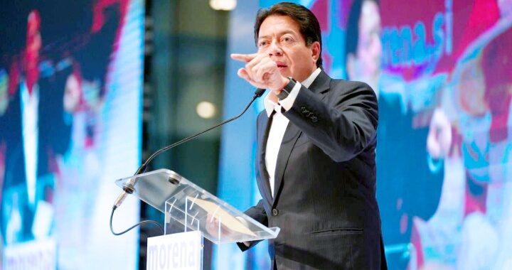 Si la oposición no quiere crimen organizado que coopere con las autoridades: Mario Delgado