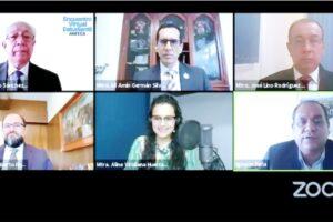 Inauguraron el 1er encuentro Virtual estudiantil ANFECA: EVE 2021