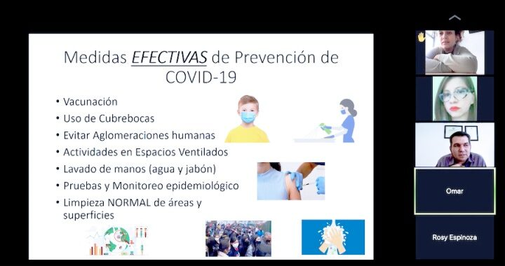 Tras casos de Covid-19 en niños de Ahuacatlán, padres piden asesoría a LANIIA-UAN