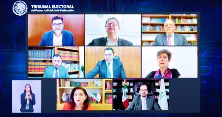 TEPJF valida elección a la gubernatura de Campeche y triunfo de Layda Sansores
