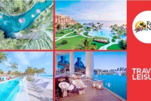 Cuatro hoteles de Riviera Nayarit en el Top 25 México de T+ L