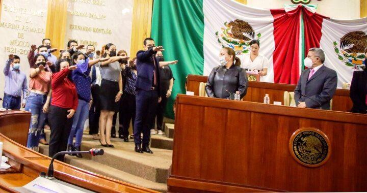 Integra Poder Legislativo Concejo Municipal de La Yesca