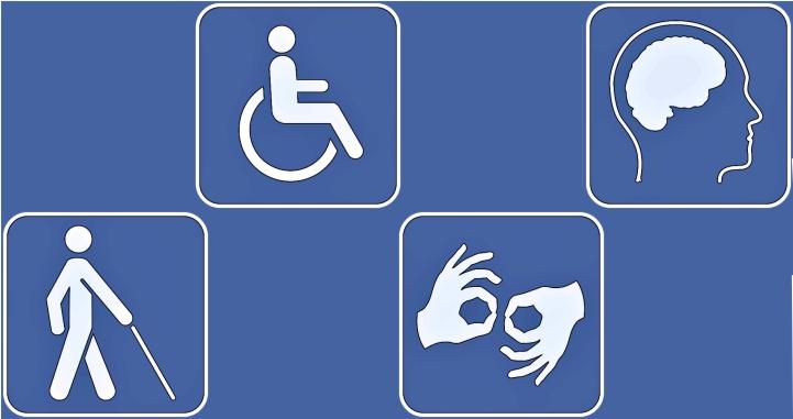 Antes que discapacitados o con capacidades diferentes, somos personas