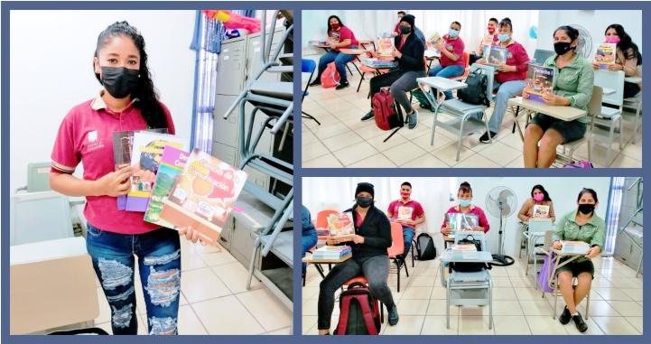 Ofrecen clases de preparatoria para facilitar la reinserción social