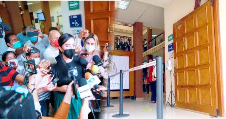 El Congreso de Nayarit abre sus puertas al público: Alba Cristal