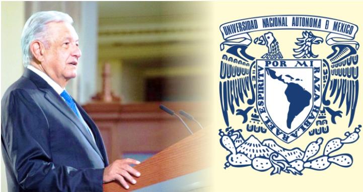 La UNAM se derechizó; Hemos servido a México: responde la institución