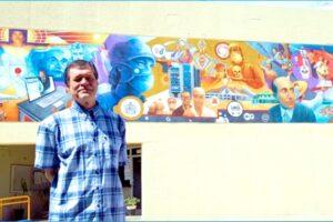 Murales y muralistas de la UAN