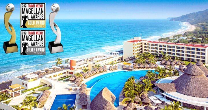 Riviera Nayarit gana 2 Oros y 2 Platas en los Premios Magellan 2021