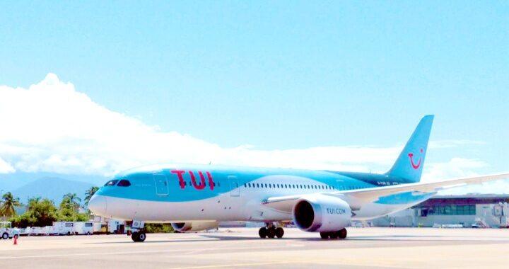 TUI Airways reanuda vuelos a la región de Riviera Nayarit