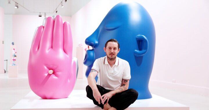 (Video) Mark Whalen expone veinte obras exprofeso para el CAC Málaga