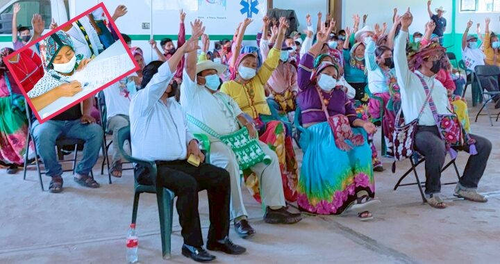 Aprueba autoridades tradicionales elecciones extraordinarias en La Yesca
