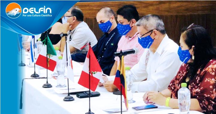 Desarrollan Asamblea Anual del Consejo General del Programa Delfín