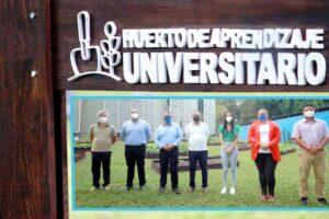 Inauguran Huerto de Aprendizaje Universitario en la UAN
