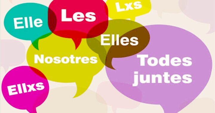 La deformación del idioma español en México