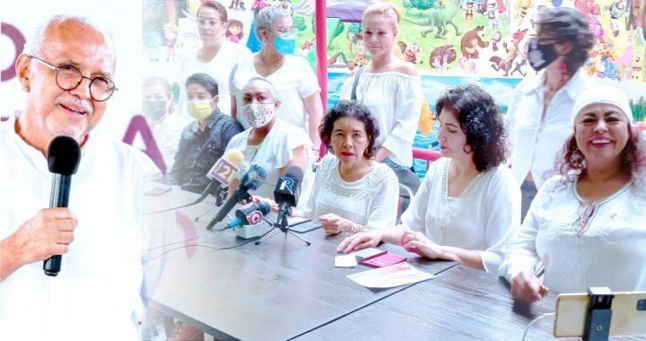 Desestima Navarro Quintero la paridad de género en su gabinete