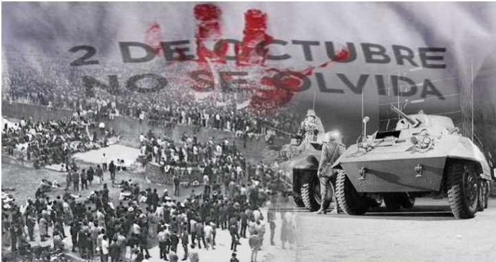 Tlatelolco 2 de octubre del 68: Rumbo a la masacre (Videos )